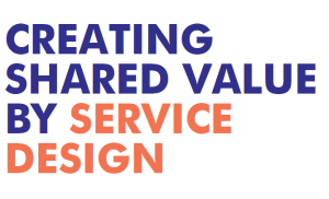 2018_CREATING SHARED VALUE BY SERVICE DESIGN