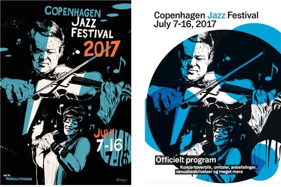 지금 코펜하겐은 재즈(Jazz)와 열애 중...