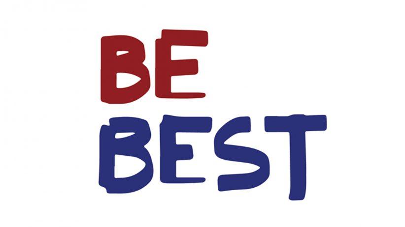 멜라니아 트럼프 'Be Best' 아동캠페인 로고 직접 디자인