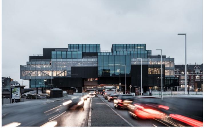 덴마크 디자인과 건축의 허브 'BLOX' 개관