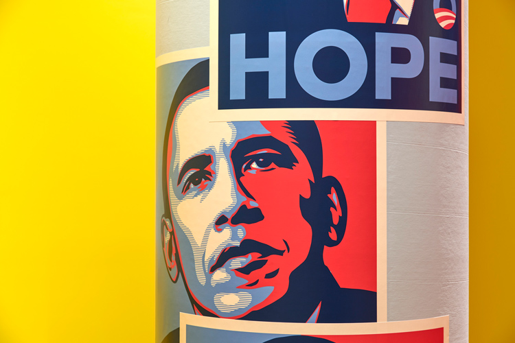 그래픽과 정치