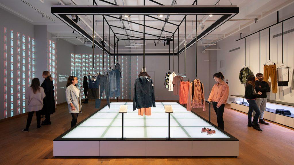 책임있는 패션을 위한 '패션 포 굿' 박물관