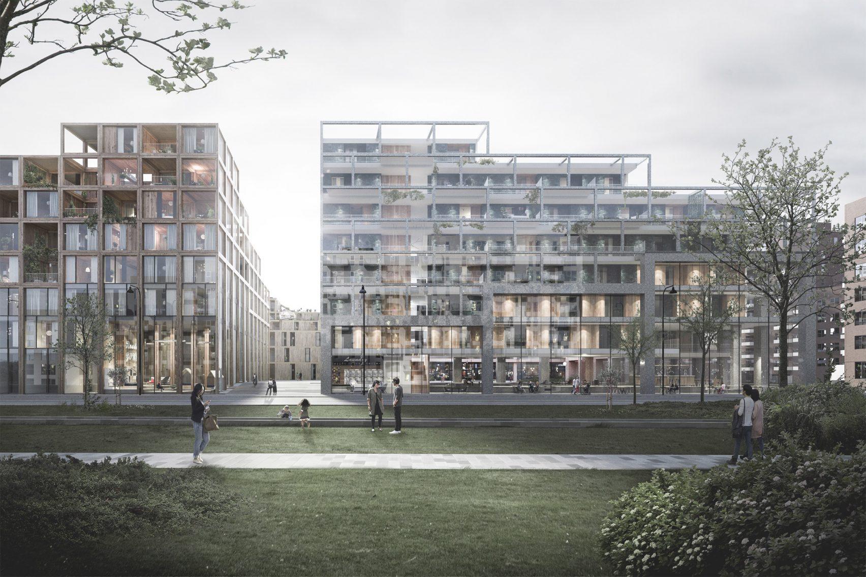 코펜하겐에 친환경 시범도시 'UN17' 건설 예정