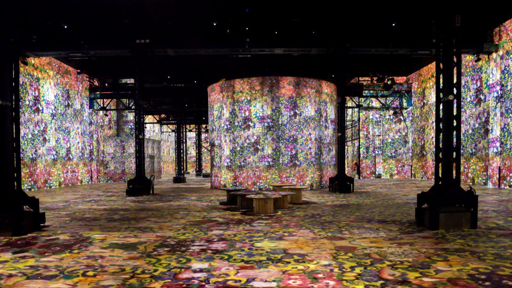 파리 최초 디지털 미술관, 아틀리에 데 뤼미에르