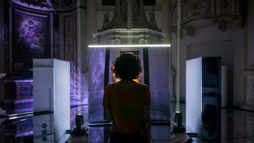 AI가 보여주는 자화상, 뉴럴 미러 설치전