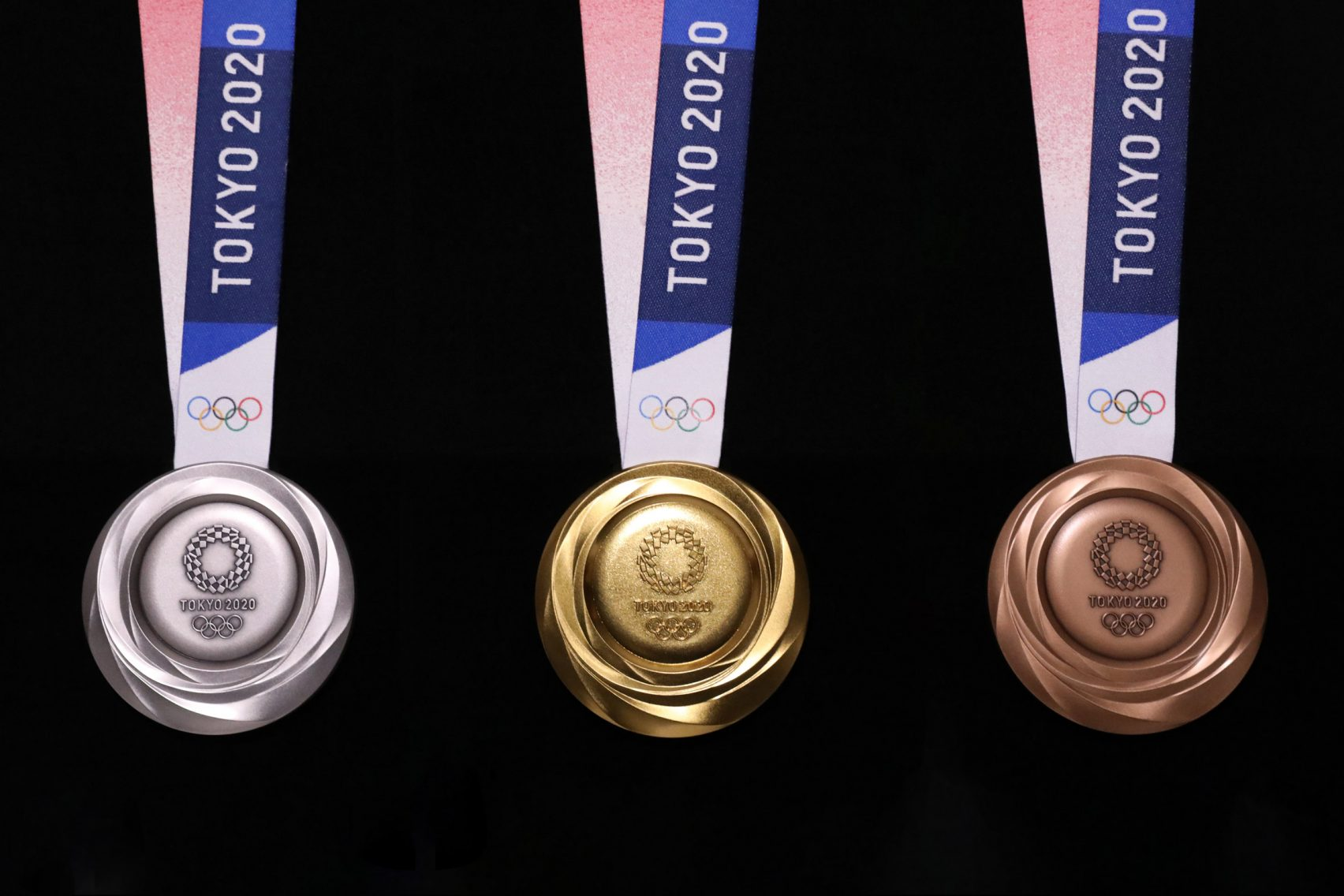 올림픽위원회, 폐스마트폰으로 2020 올림픽 메달 제작