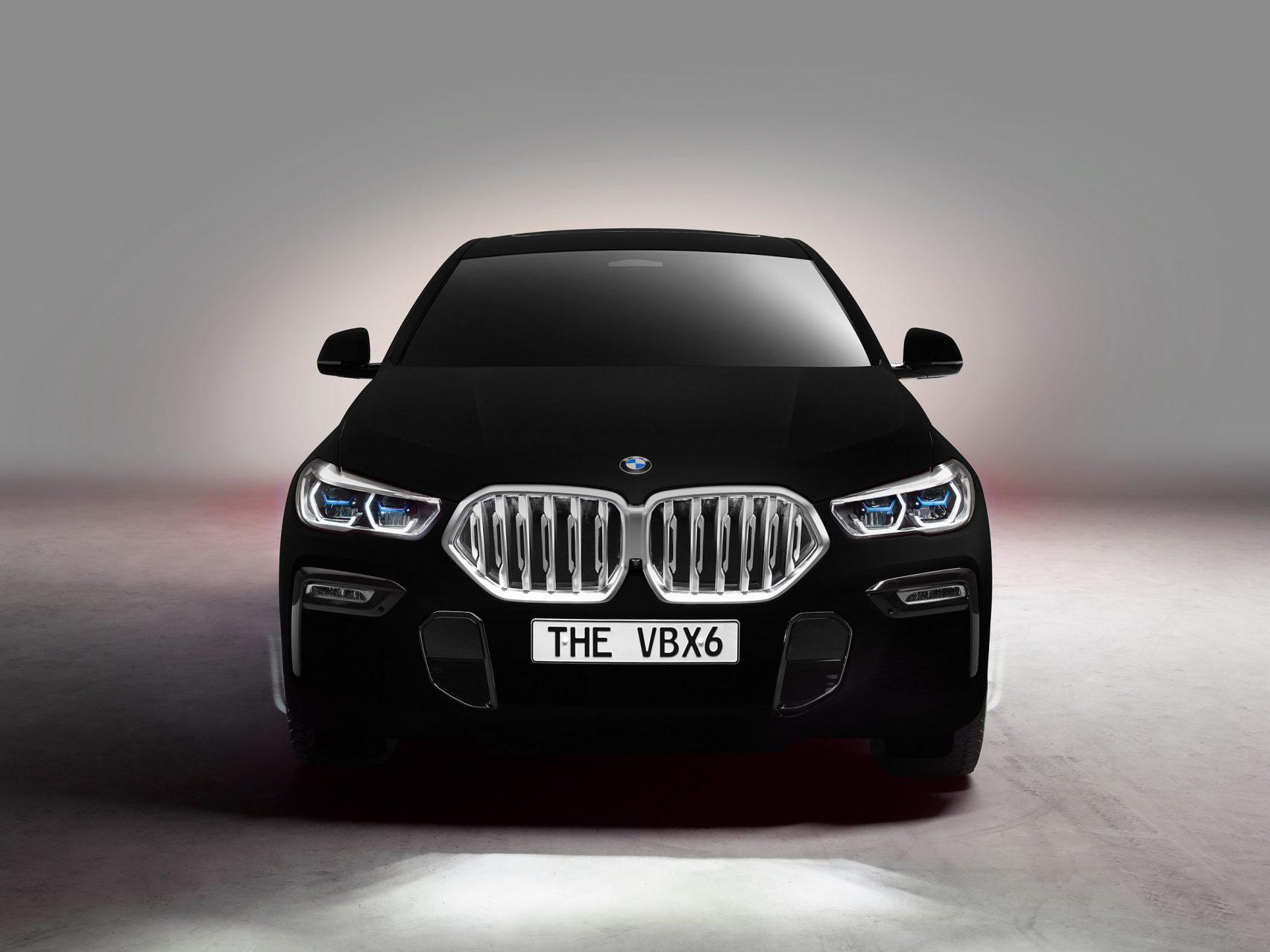 BMW, 세상에서 가장 어두운 밴타블랙 자동차 공개