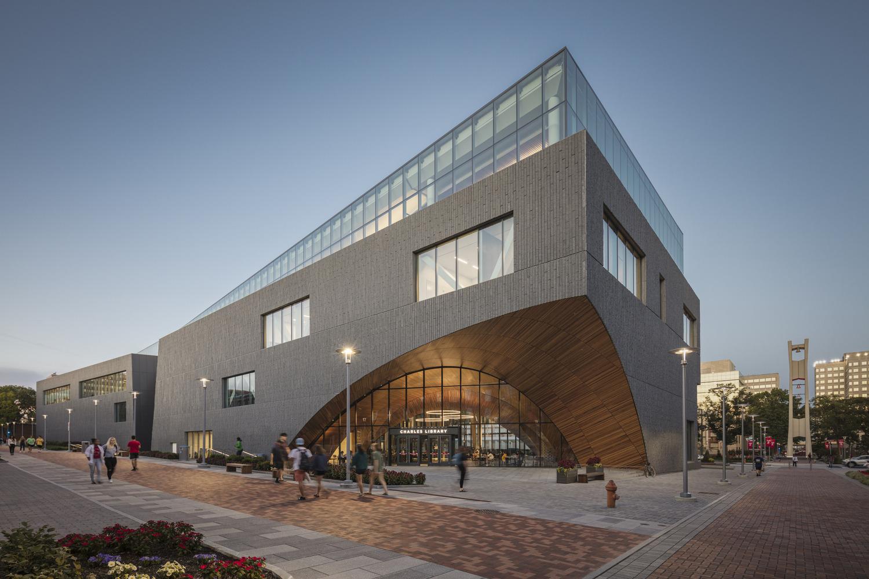 Charles Library at Temple University | Snøhetta