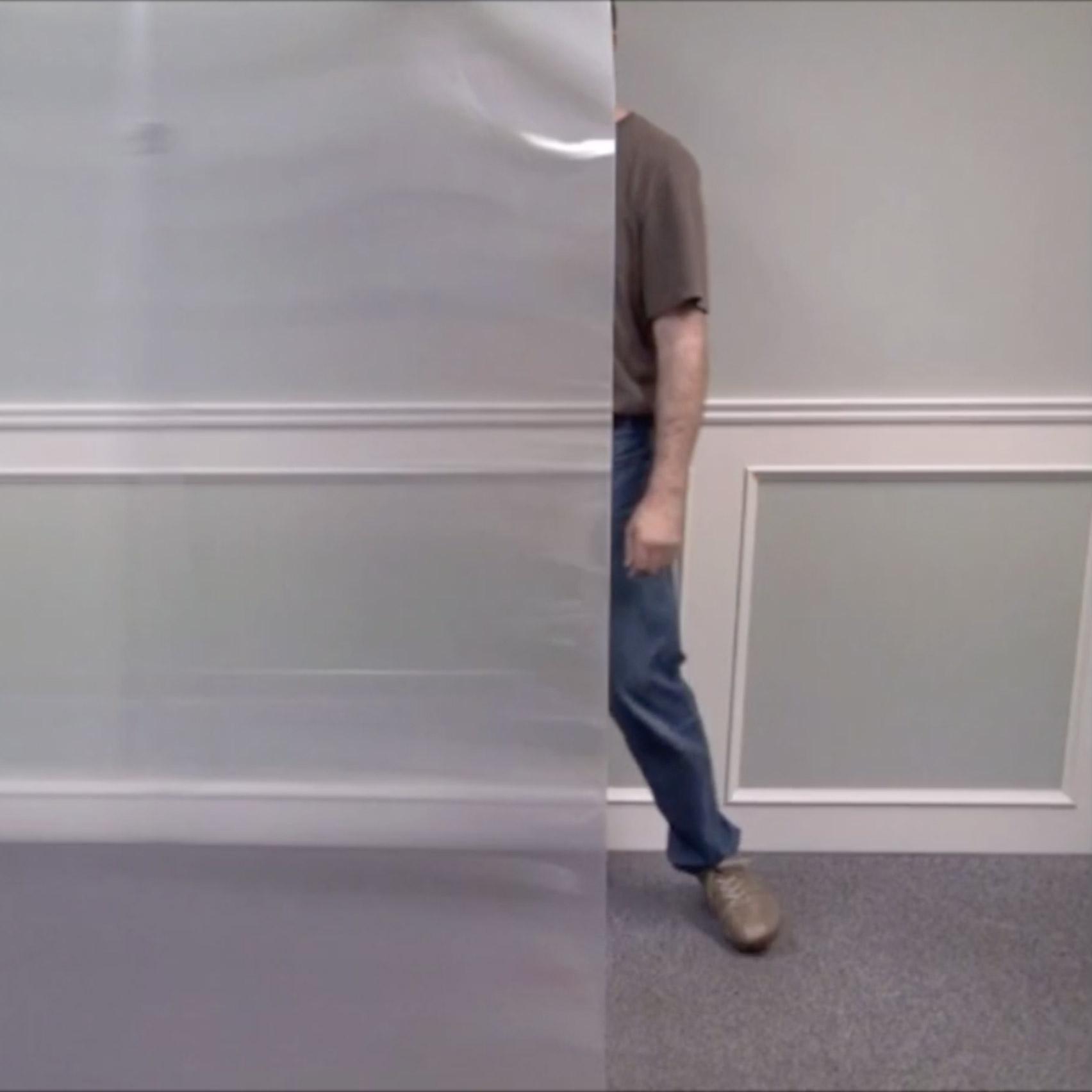 """얇은 막으로 사람과 건물까지 감추는 """"투명망토"""" 특허획득"""