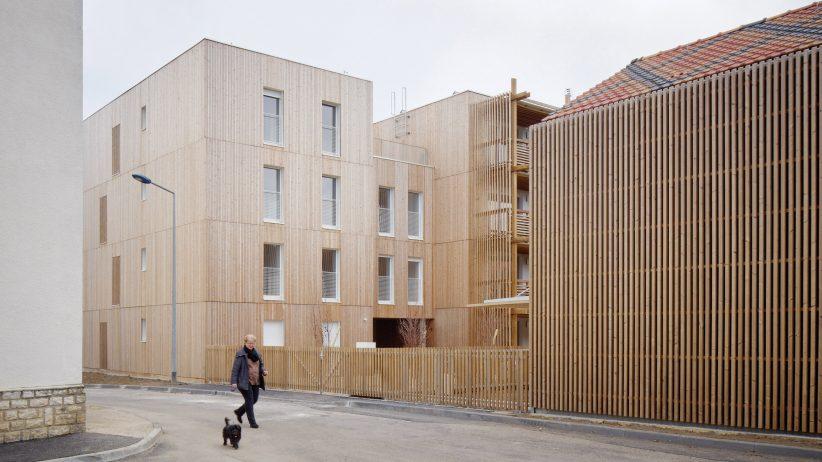 프랑스 공공건물에 앞으로 목재사용 50% 의무화된다