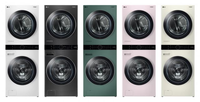 LG전자, 에너지효율 1등급 원바디 세탁건조기 3일 출시