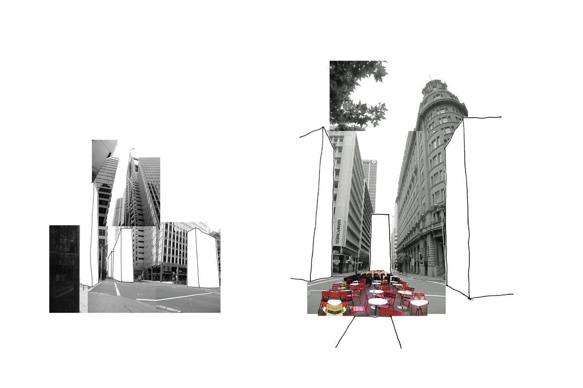 2050 시드니 가상 시나리오 - 개인용 차량이 금지된 사회 그리고 남겨진 도로는 어떻게 될까?