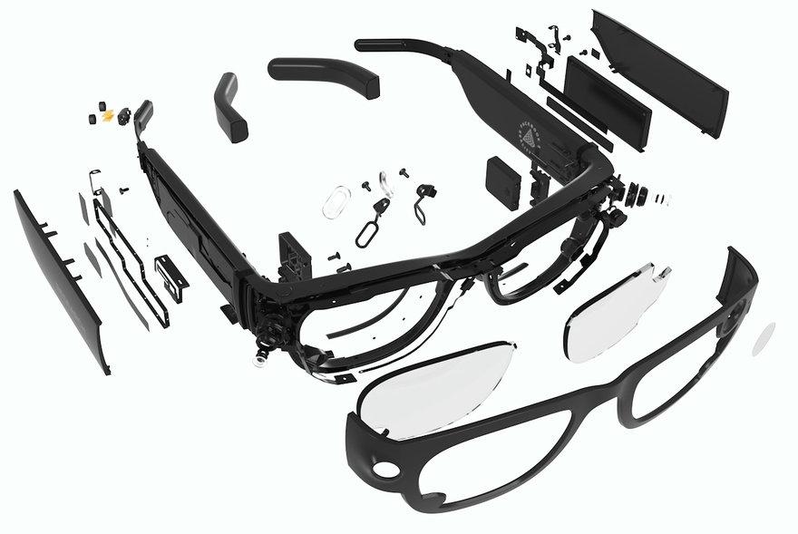증강현실 연구위해 데이터수집 안경 실험나선 페이스북