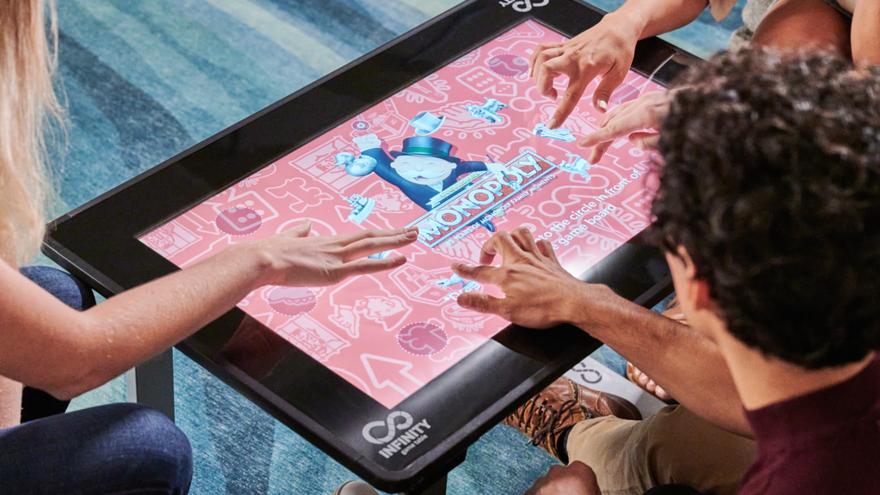 인기있는 보드게임 원격으로 즐기는 인피니티 게임테이블